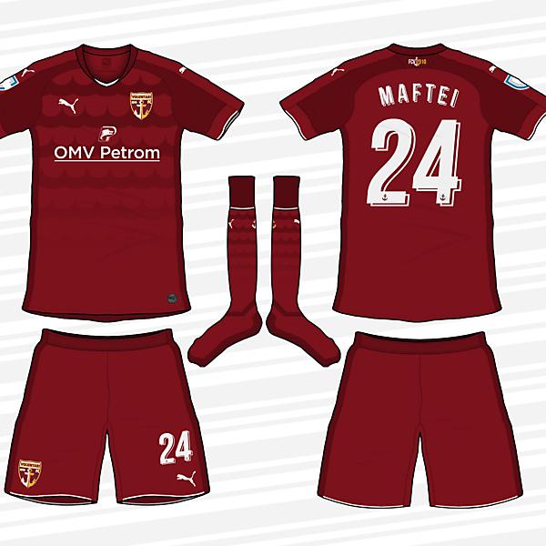 FC Voluntari - Home Kit
