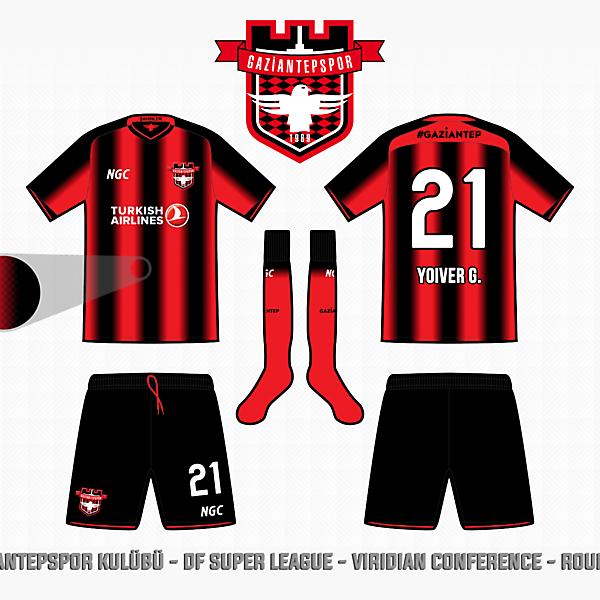 Gaziantepspor Kulübü Home - NGC