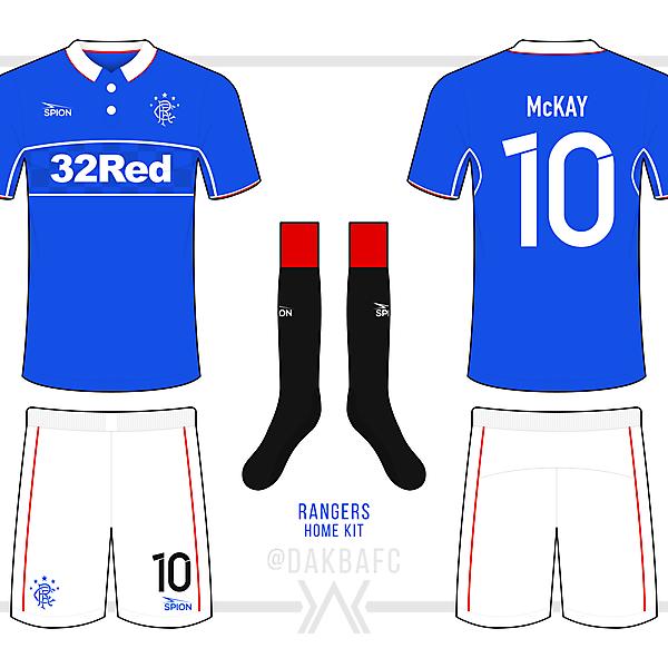 Glasgow Rangers - DFSL R5