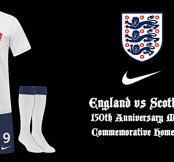 England - Commemorative 150th Anniversary Home