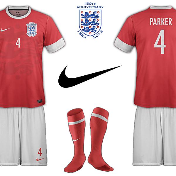 England Nike Away Kit