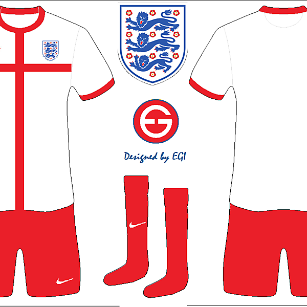 England 3rd Kit 150th Anniversary
