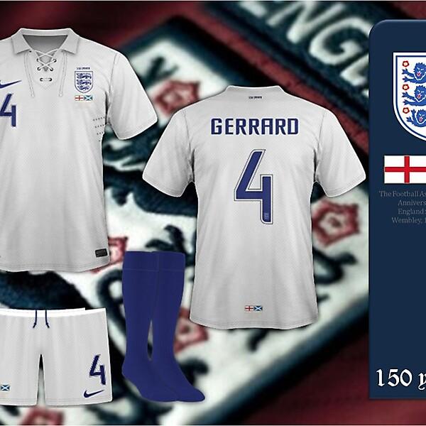 England Nike kits