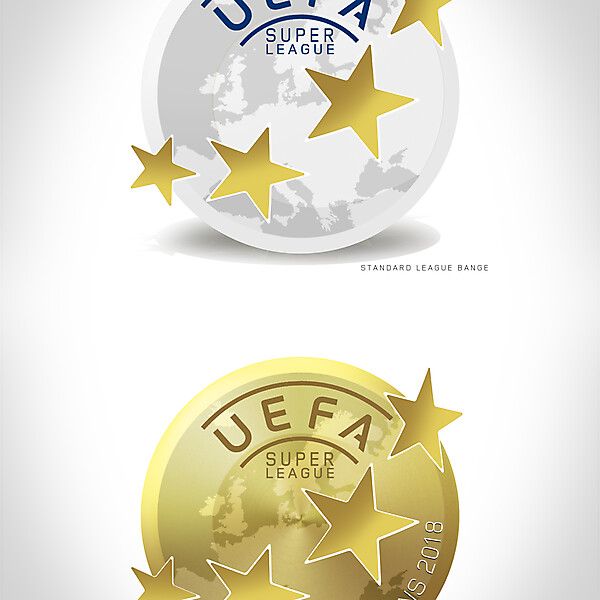 UEFA ESL Badges