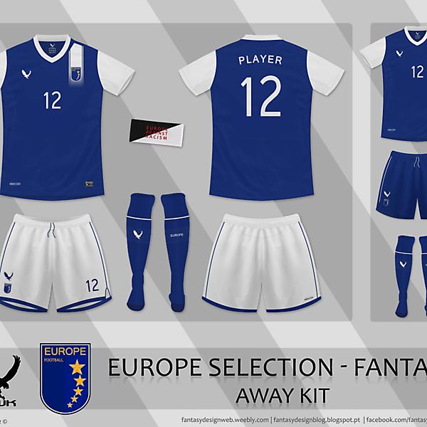 European Football Selection (FANTASY)