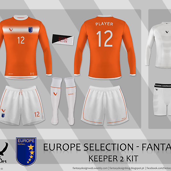 European Football Selection (FANTASY)
