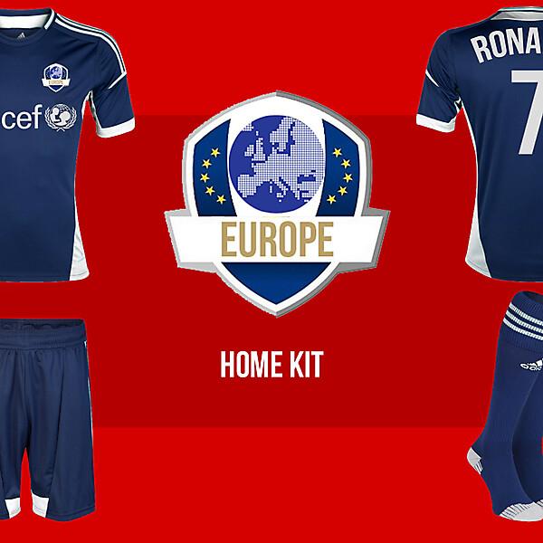 Europe Home Kit