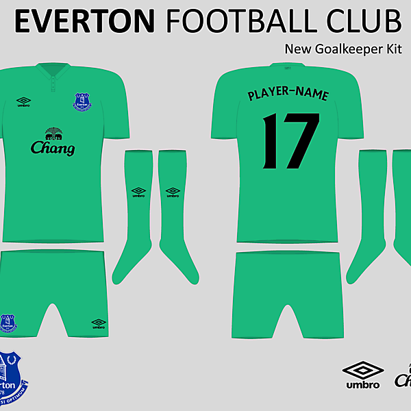 EFC Goalkeeper