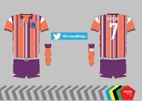 Everton 3rd Kit