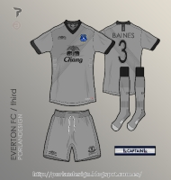 PORLANDESIGN / Everton FC third