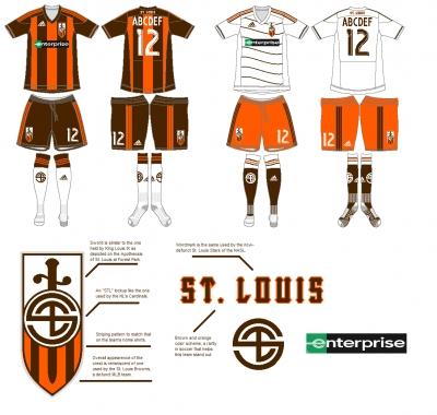 St. Louis FC concept
