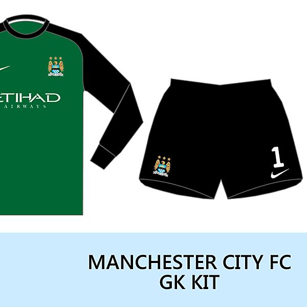 Manchester City GK