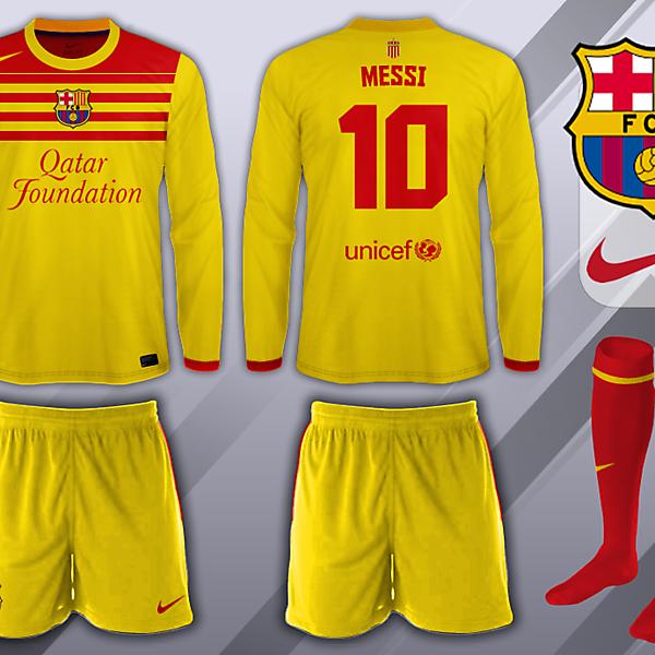 Barcelona Away - Catalunya