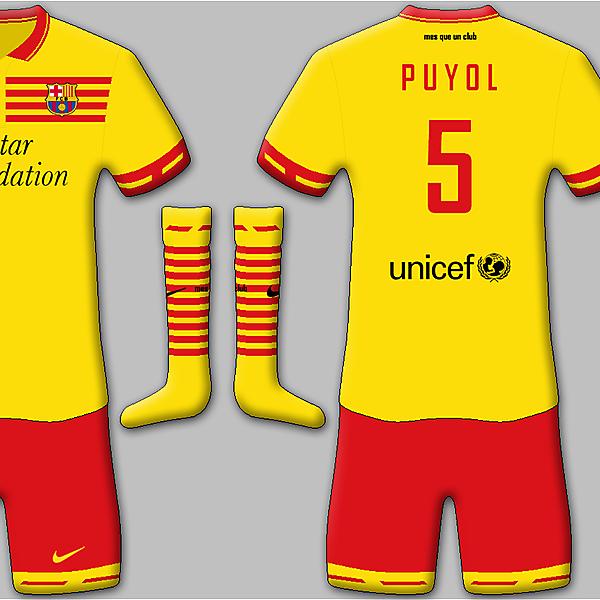 FC Barcelona - Nike Kit