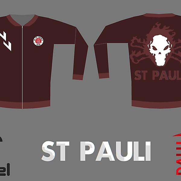 St Pauli Anthem Jacket
