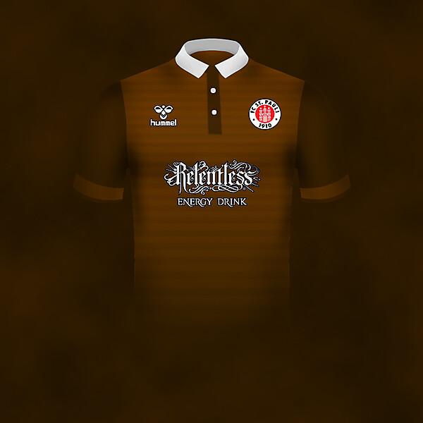 St Pauli Home Shirt