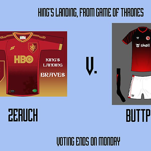 Matchday 2 - Voting