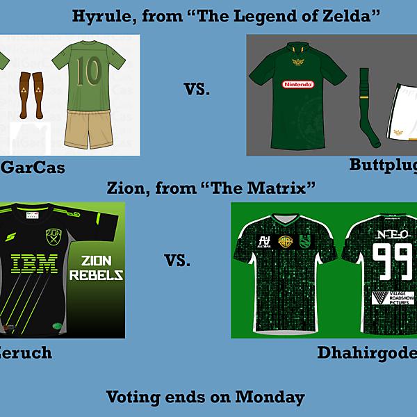 Matchday 3 - Voting
