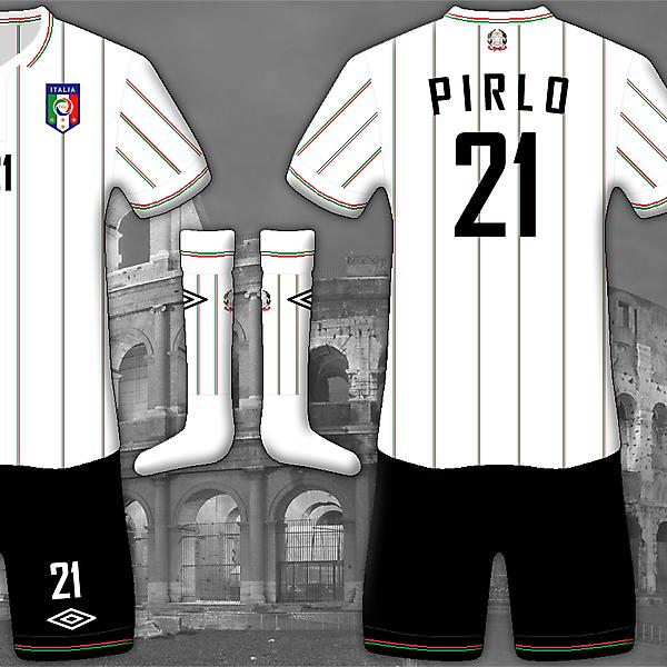 Italy Away - Umbro Kit