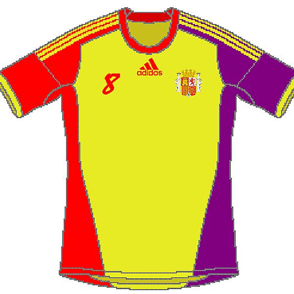 Spain Adidas Third