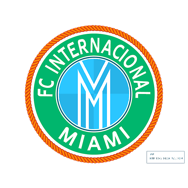 FC Inter Miami logo-proposal 1