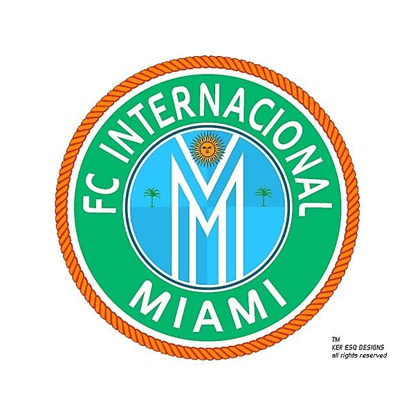 FC Inter Miami Logo -proposal 3
