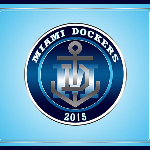 MIAMI DOCKERS Crest