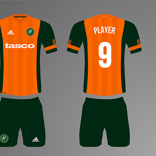 Miami Palms FC Away Kit