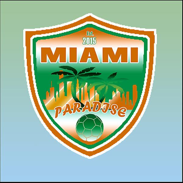 MIAMI Paradise Crest