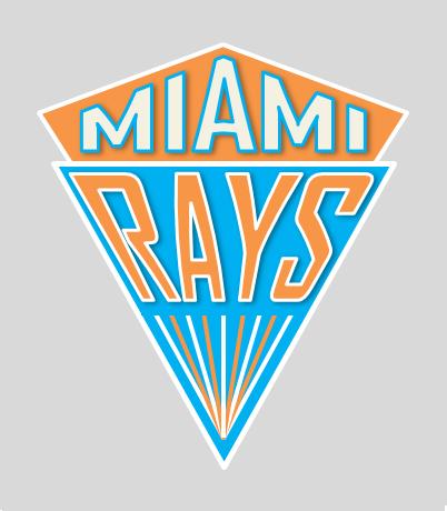 Miami Rays Crest