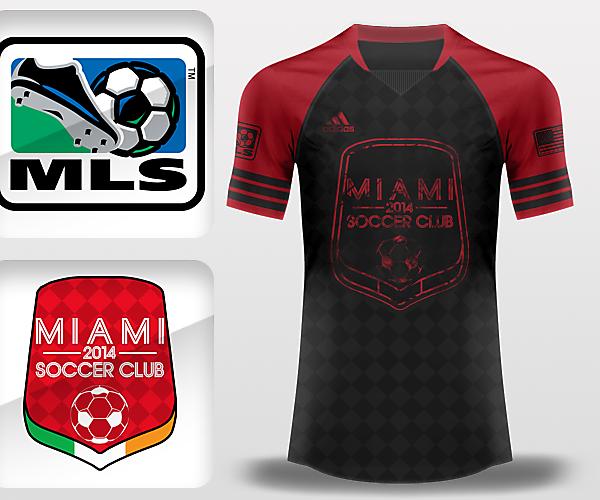Miami Soccer Club - AWAY