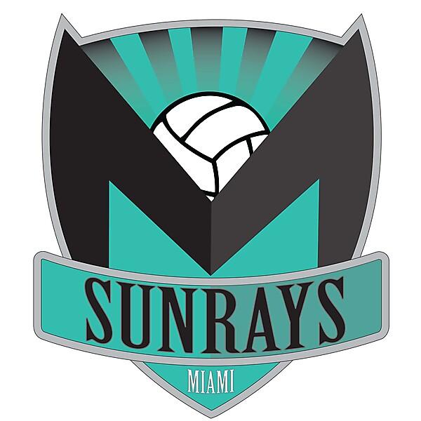 Miami Sunrays Logo