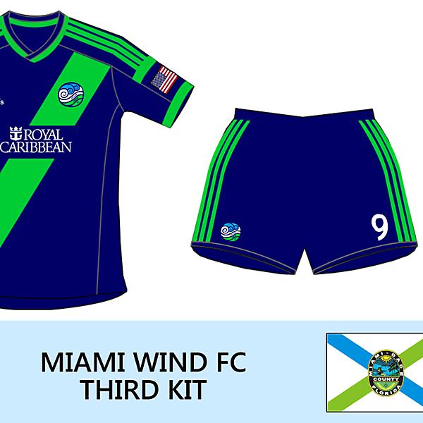 Miami Wind Third