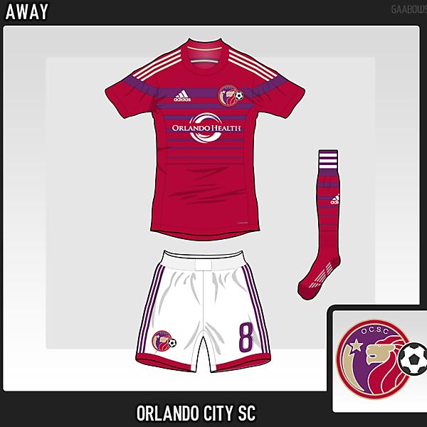 Orlando City Away