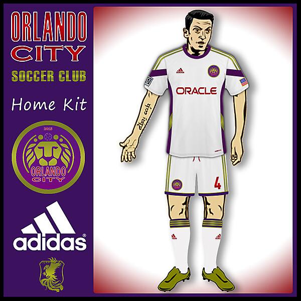 Orlando City Away Kit