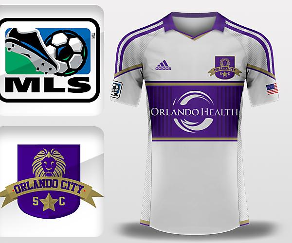 Orlando City SC - AWAY
