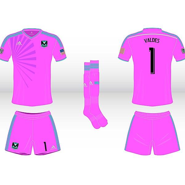 Third Goalkeeper Kit
