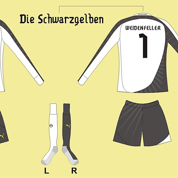 GK kit Dortmund