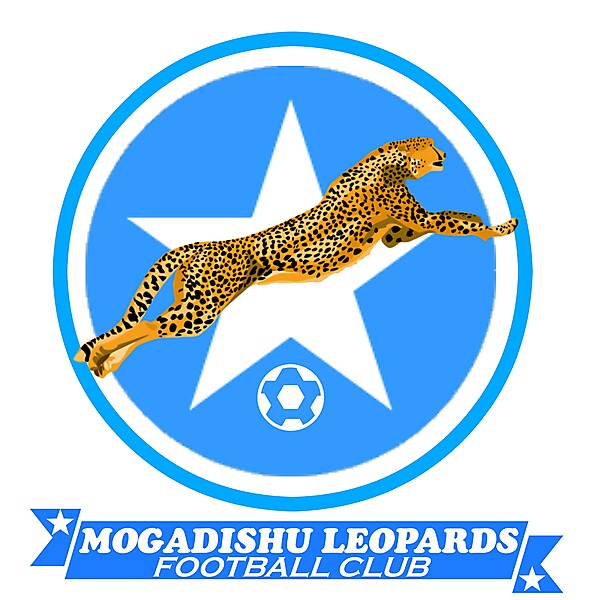 Mogadishu Leopards FC - For The Competition