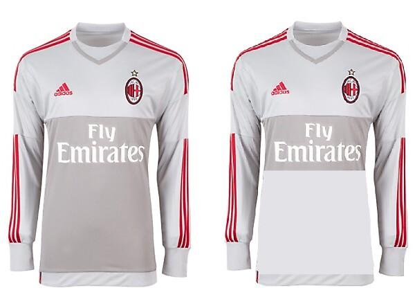 AC Milan Goalkeeper Jersey