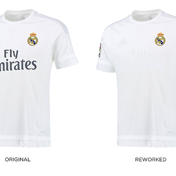 Real Madrid Home 15/16