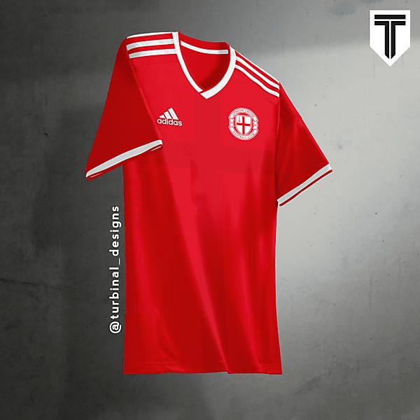 London United FC Away Kit