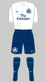 Arsenal Away Kit-Spurs