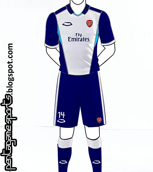 Arsenal AWAY (Tottenham)