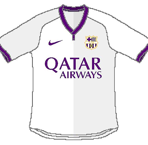 FC Barcelona Away - Real Madrid