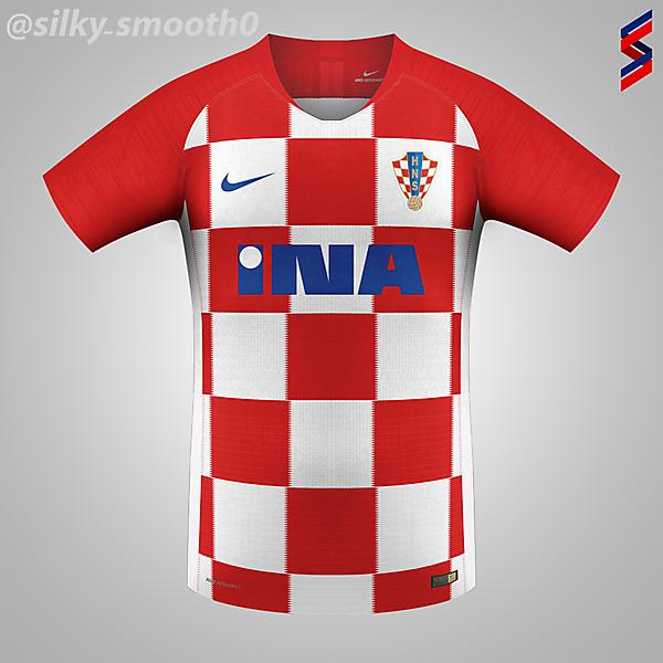 Croatia Nike Ina