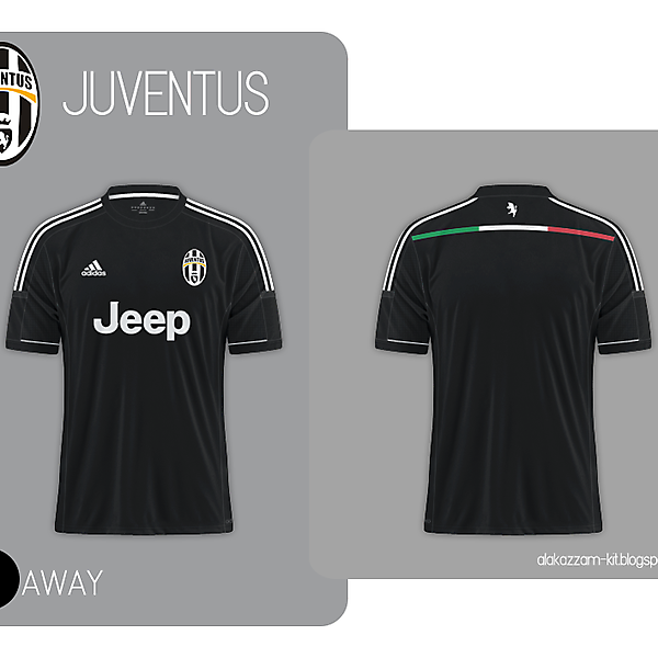 Juventus Away