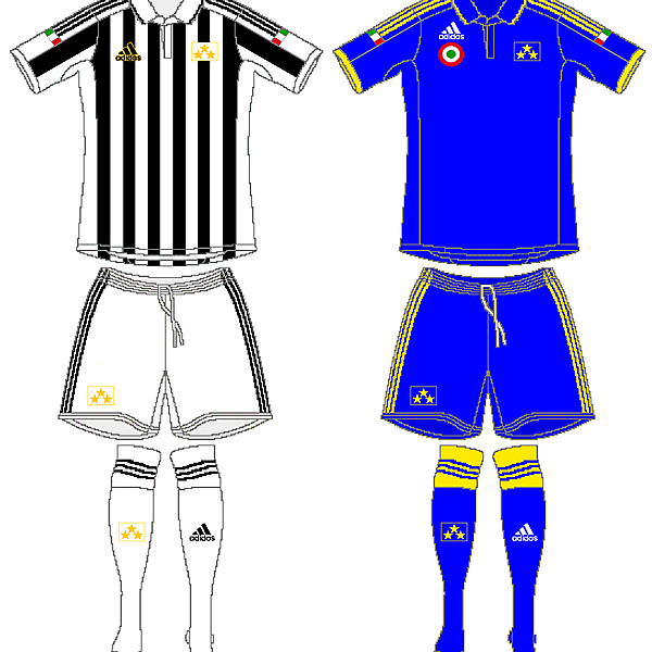 Juventus Adidas kits competition (closed)