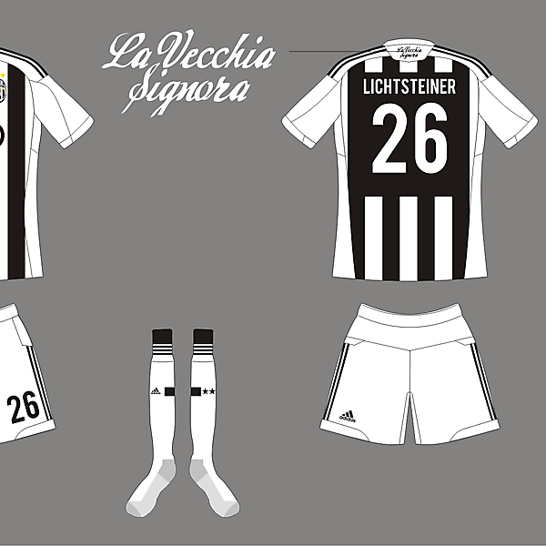 Juventus FC Home version 01