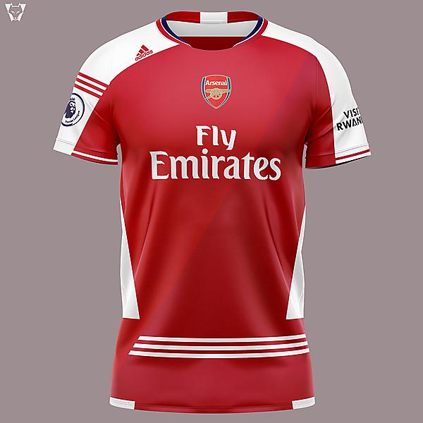 Arsenal home concept